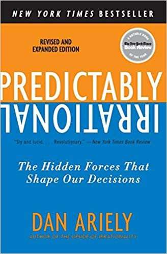 predictably irrational experience book