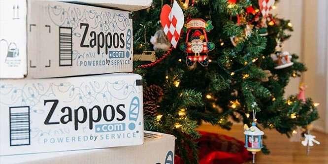 zappos peak end