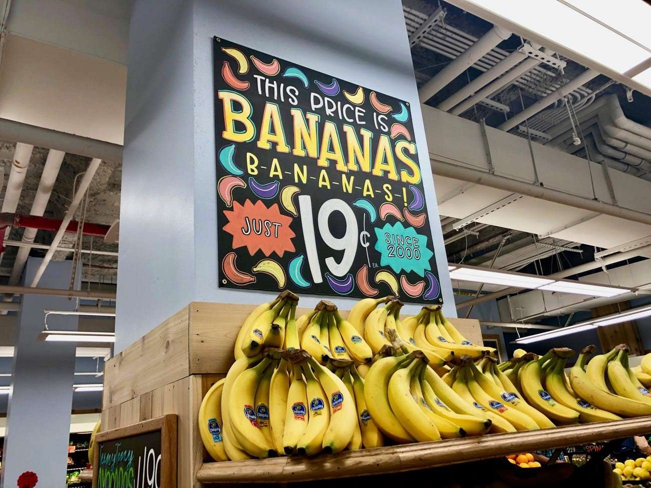 Trader Joes Cheap Bananas