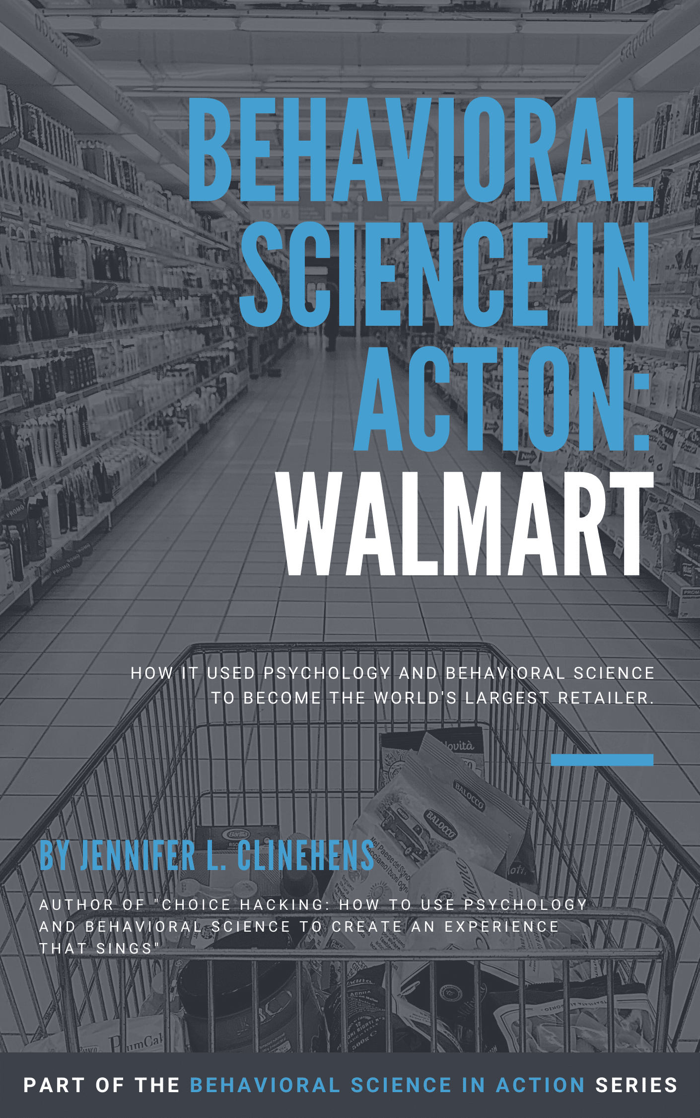 Behavioral Science in Action Walmart Cover