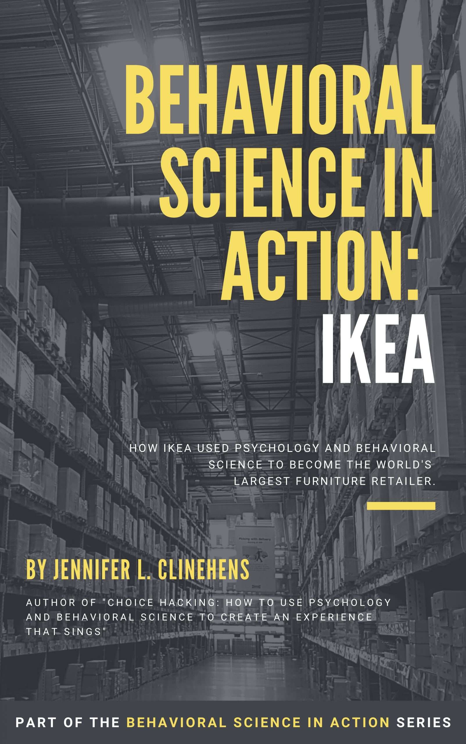 IKEA Cover Behavioral Science in Action