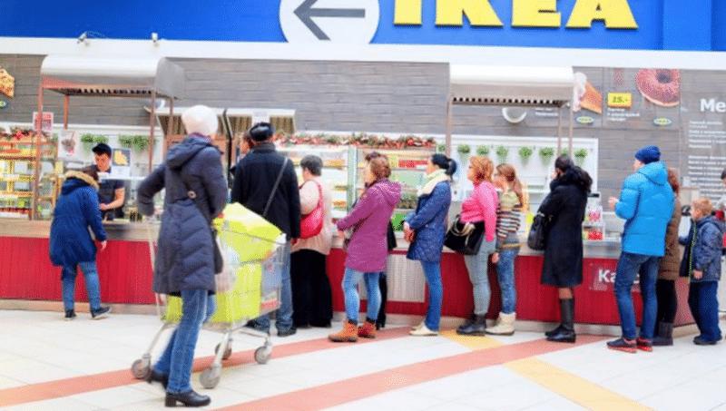 IKEA Cafe 2