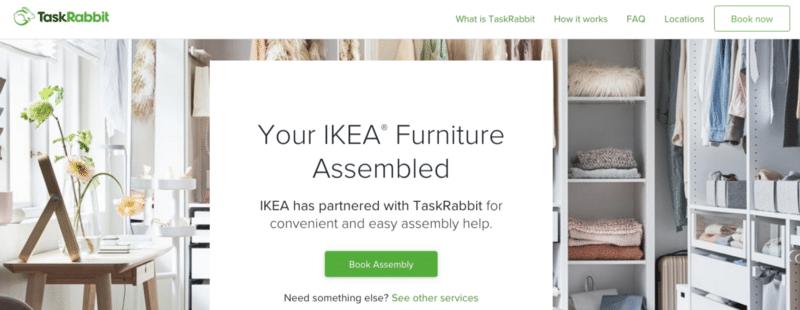 Ikea Task Rabbit 1