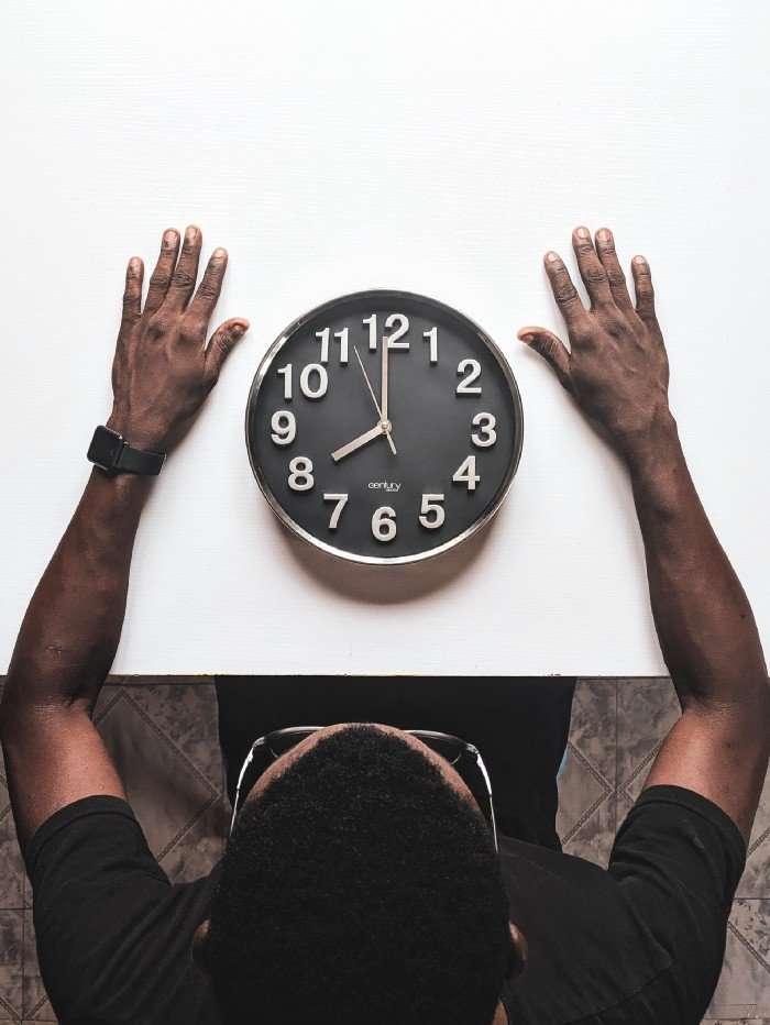 Clock Photo by Oladimeji Ajegbile on Unsplash
