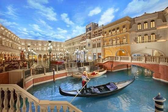 Venetian Casino Interior; Source: TripAdvisor