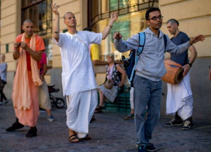 Hare Krishnas Reciprocity