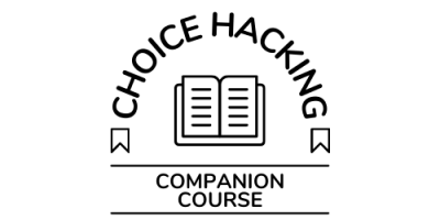 Choice Hacking Companion Course Logo